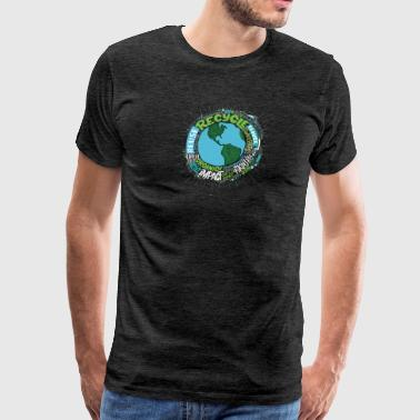 Funny-eco-friendly-tees Eco Friendly - Men's Premium T-Shirt