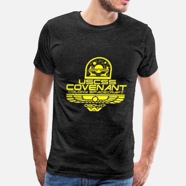 Alien Covenant Covenant - Men's Premium T-Shirt