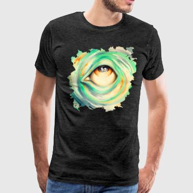 Third Eye Chakra The Third Eye - Men's Premium T-Shirt