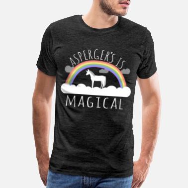 550f4f408e8 Aspergers Asperger  39 s Syndrome Is Magical - Men s Premium ...