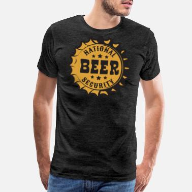 Brewery National Beer Security Gift - Men's Premium T-Shirt