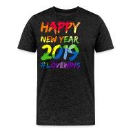 Gay color coded shirts