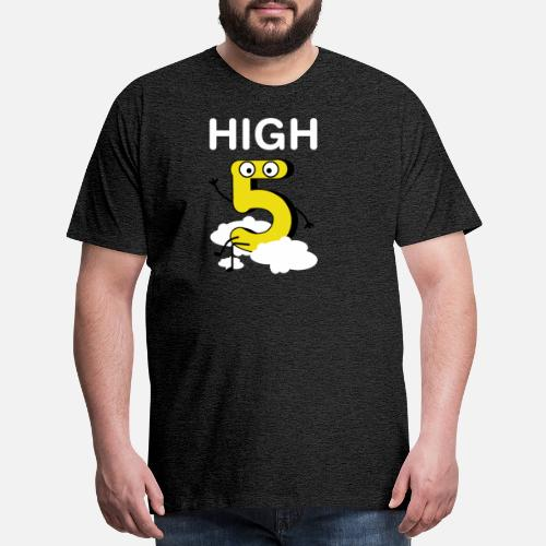 Kids Cute 5th Birthday Shirt For 5 Year Old Mens Premium T