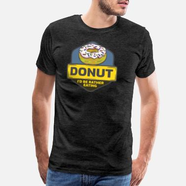 Bake doughnut - Men's Premium T-Shirt