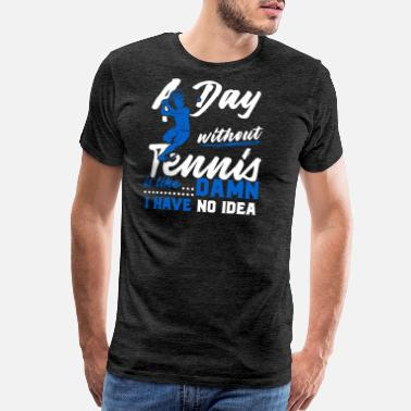 Net tennis - Men's Premium T-Shirt