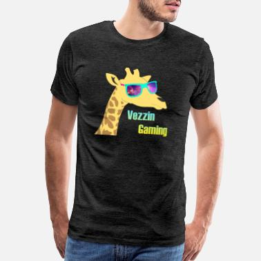 Youtube Gaming Vezzin Gaming Youtube Emblem - Men's Premium T-Shirt
