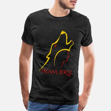 Howlers Original Howlers design for Red Rising Trilogy - Men's Premium T-Shirt