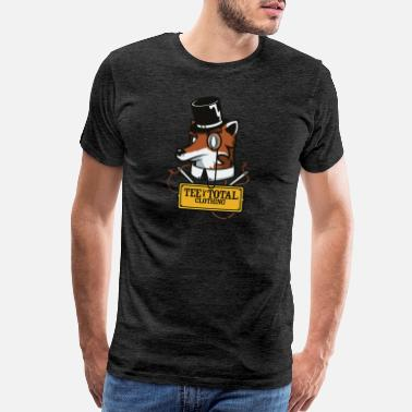 Tee Total Clothing Fox - Men's Premium T-Shirt