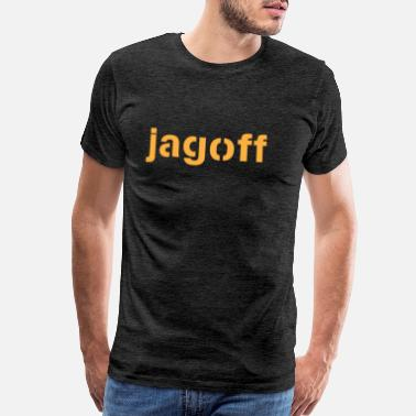 The Burgh jagoff - Men's Premium T-Shirt