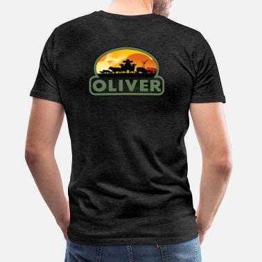 Oliver Farm Equipment - Men's Premium T-Shirt