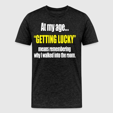 Funny Saying - Men's Premium T-Shirt
