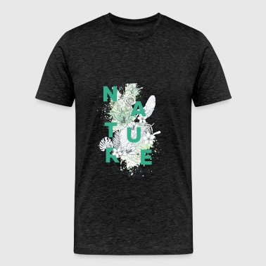 Nature - Nature - Men's Premium T-Shirt