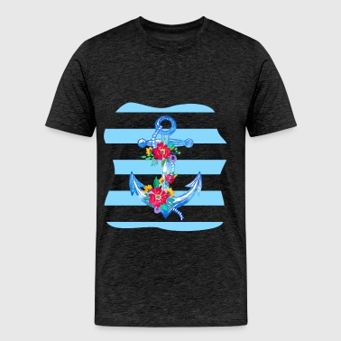 Anchor - Anchor - Men's Premium T-Shirt