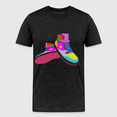 sneakers - Men's Premium T-Shirt
