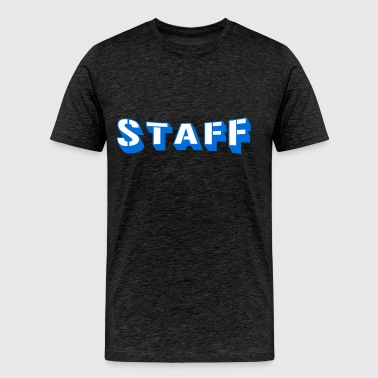 Staff - Staff - Men's Premium T-Shirt