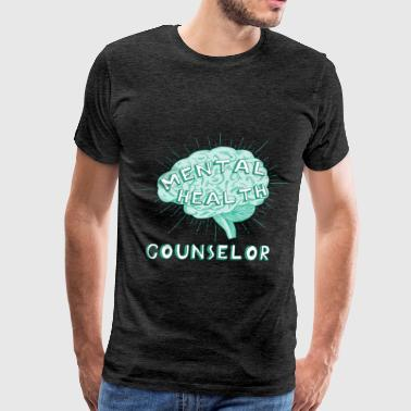 Mental health counselor - Mental health counselor - Men's Premium T-Shirt