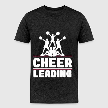 Cheerleading - Cheerleading - Men's Premium T-Shirt