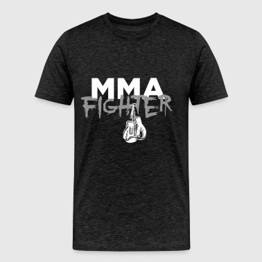 MMA fighter - MMA fighter - Men's Premium T-Shirt
