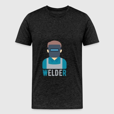 Welder - Welder - Men's Premium T-Shirt