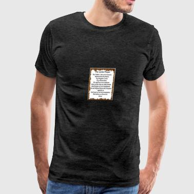 Lords Prayer - Men's Premium T-Shirt