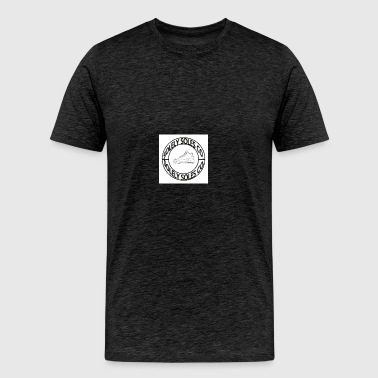Solely Soles Circle Logo - Men's Premium T-Shirt