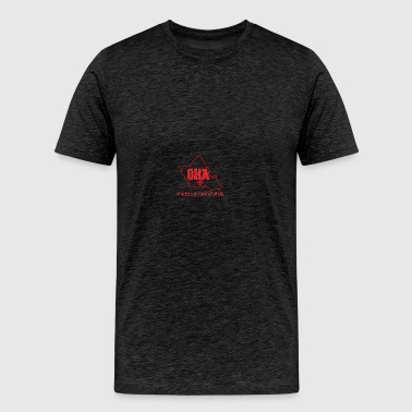 OHA Logo - Men's Premium T-Shirt