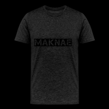 maknae - Men's Premium T-Shirt