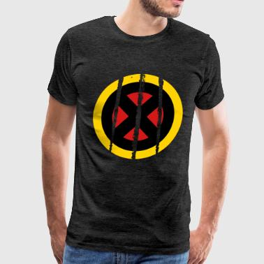 Xavier Claw - Men's Premium T-Shirt