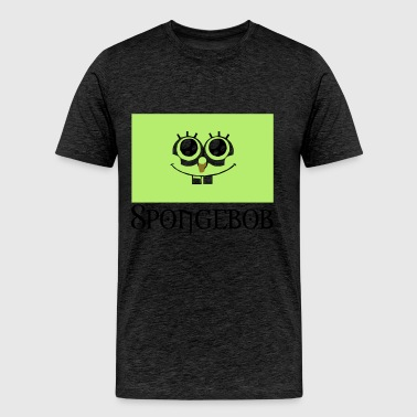 spongebob - Men's Premium T-Shirt