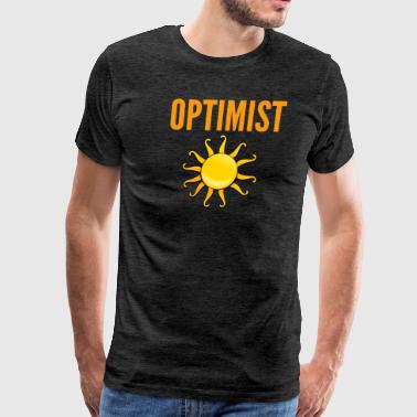 Optimist - Men's Premium T-Shirt
