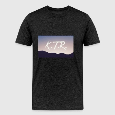 Official K.T.R. Merchandise - Men's Premium T-Shirt