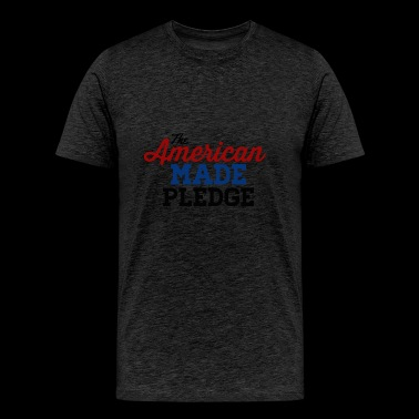 Pledge grande - Men's Premium T-Shirt