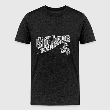 Hastings High Jazz Band - Men's Premium T-Shirt