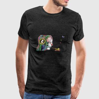 hallucination - Men's Premium T-Shirt