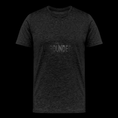 UNBOUNDED black - Men's Premium T-Shirt
