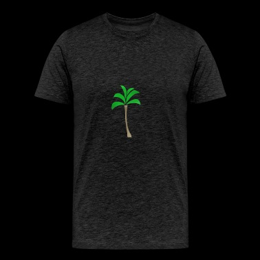 PalmTree - Men's Premium T-Shirt