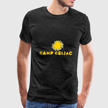 Camp Celiac Clothing - Men's Premium T-Shirt