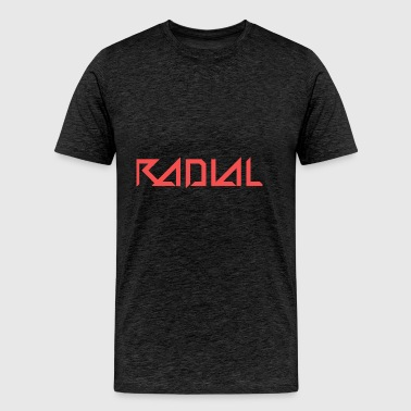 Radial_Shirt_Logo2 - Men's Premium T-Shirt