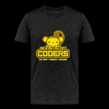 Coders - Men's Premium T-Shirt