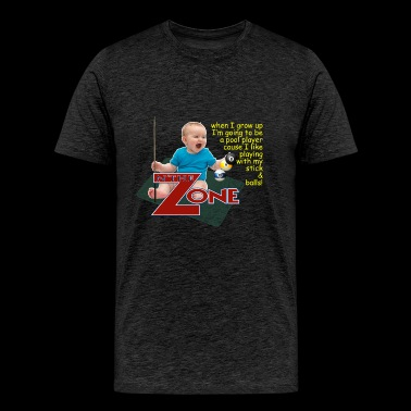 When I Grow Up - Men's Premium T-Shirt