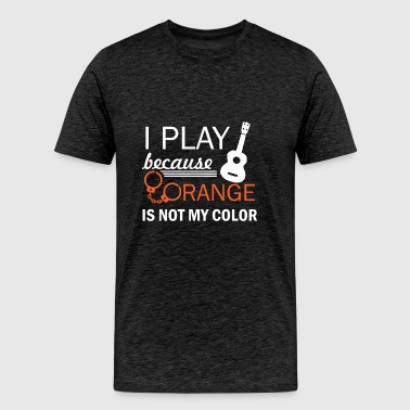 guitar design - Men's Premium T-Shirt