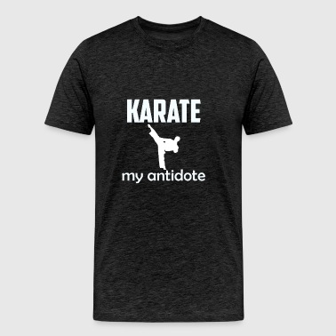 KARATE DESIGN - Men's Premium T-Shirt