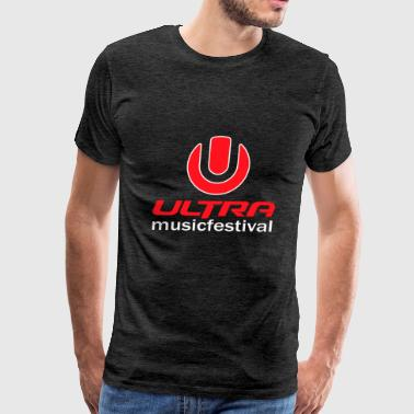 Ultra Music Festival - Men's Premium T-Shirt