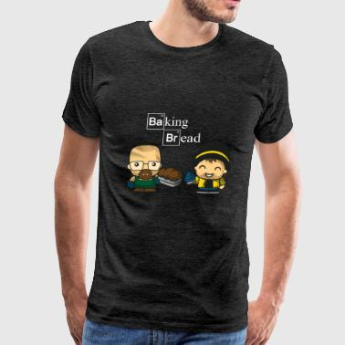 Baking Bread - Men's Premium T-Shirt