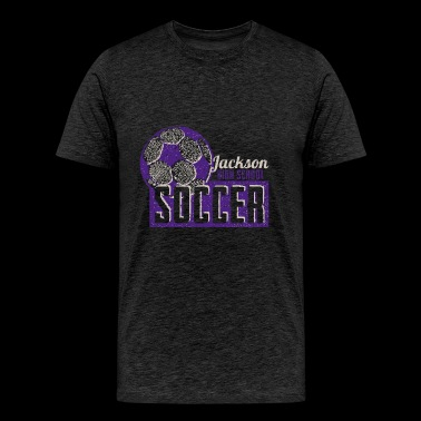Jackson High School Soccer - Men's Premium T-Shirt