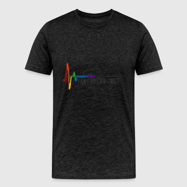 Homophobia Kills - Men's Premium T-Shirt