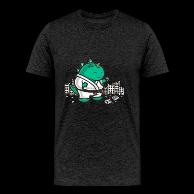 Karate Zilla - Men's Premium T-Shirt