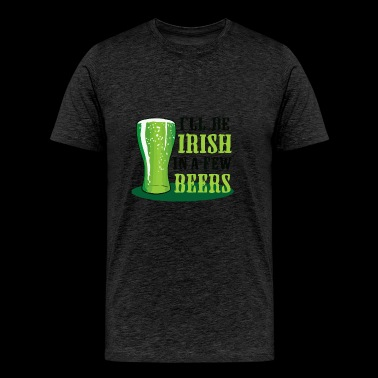 ST.patrick day's - Men's Premium T-Shirt