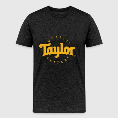 Taylor Guitars Logo - Men's Premium T-Shirt