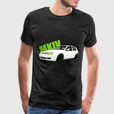 Golf MkIV Shirt - Men's Premium T-Shirt
